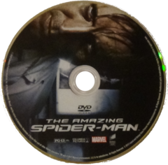 The Amazing Spider-Man [DVD]