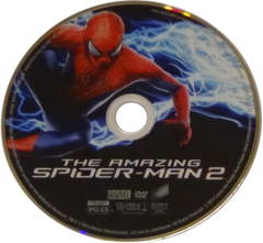 The Amazing Spider-Man 2 [DVD]